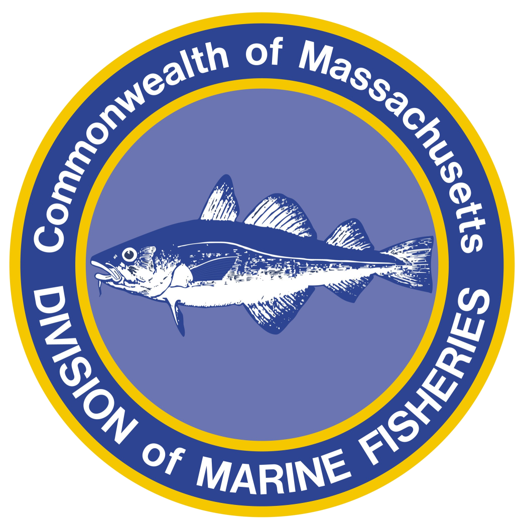 Logo of the Massachusetts Division of Marine Fisheries